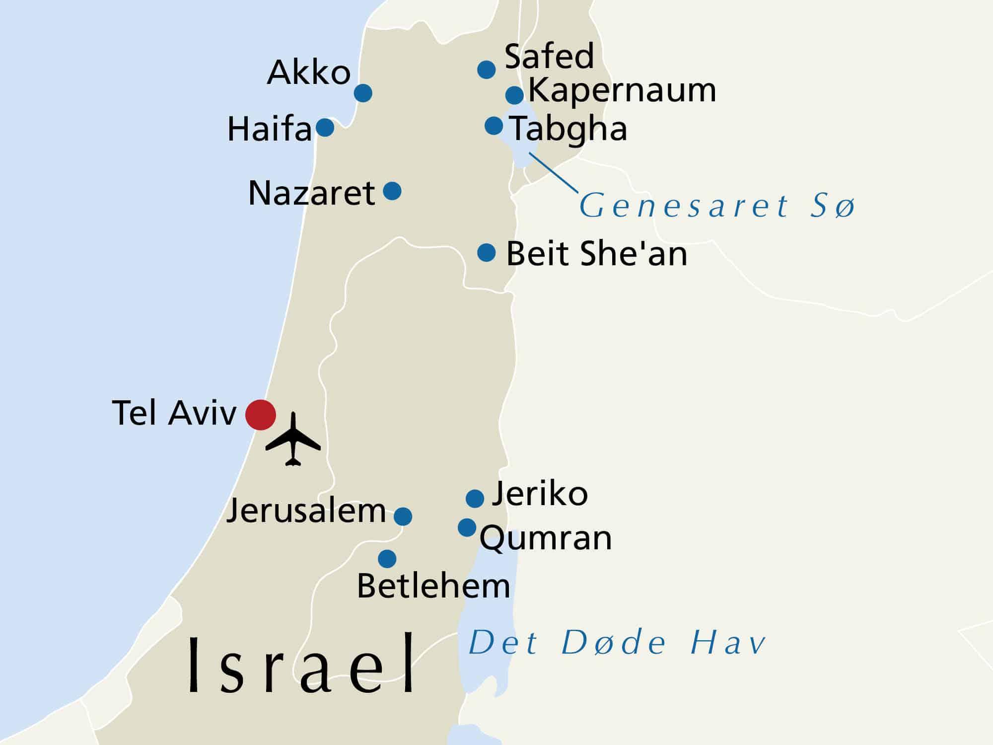 Israel 2020 Tss Travel Dk
